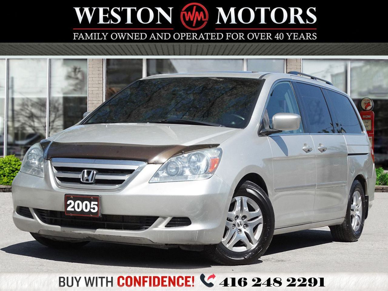 2005 Honda Odyssey EX-L*SOLD AS IS!!*