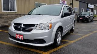 Used 2012 Dodge Grand Caravan SXT-DUAL AIR/HEAT-STO-N-GO-ALLOY WHEELS for sale in Tilbury, ON