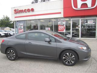 Used 2013 Honda Civic LX for sale in Simcoe, ON
