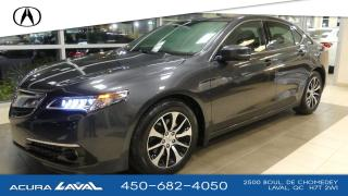 Used 2015 Acura TLX Tech AWS-P for sale in Laval, QC