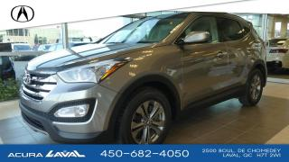 Used 2014 Hyundai Santa Fe Sport 2.4L Luxury AWD for sale in Laval, QC