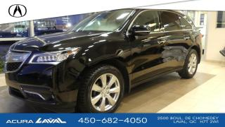 Used 2016 Acura MDX Elite SH-AWD for sale in Laval, QC
