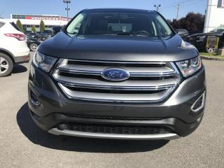 Used 2017 Ford Edge 4 portes SEL, Traction intégrale Sièges for sale in St-Eustache, QC