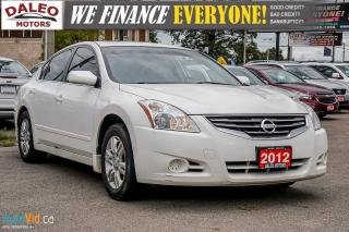 Used 2012 Nissan Altima 2.5 S | HEATED SEATS | POWER MOON ROOF | for sale in Hamilton, ON