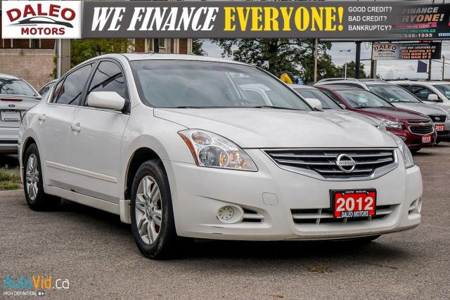 2012 Nissan Altima 2.5 S | HEATED SEATS | POWER MOON ROOF |