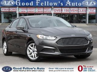 Used 2016 Ford Fusion SE MODEL, 2.5 LITER, REARVIEW CAMERA for sale in Toronto, ON