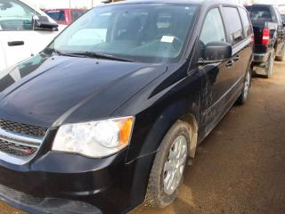 Used 2014 Dodge Grand Caravan SXT / DVD for sale in Edmonton, AB