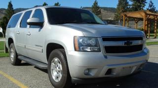 Used 2011 Chevrolet Suburban LT 1500 4WD for sale in West Kelowna, BC