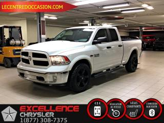 Used 2017 RAM 1500 Outdoorsman 4X4 *GROUPE CHAUFFANT/CAMERA for sale in Laval, QC