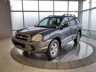 Used 2006 Hyundai Santa Fe 2.7L V6 for sale in Edmonton, AB