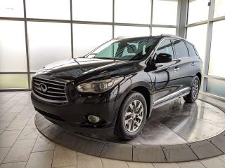 Used 2014 Infiniti QX60 for sale in Edmonton, AB