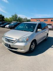 Used 2006 Honda Odyssey Touring for sale in Scarborough, ON