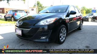 Used 2010 Mazda MAZDA3 GX | NO ACCIDENT | KEYLESS ENTRY | CERTIFIED for sale in Oakville, ON