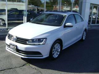 Used 2017 Volkswagen Jetta Sedan Wolfsburg Edition 4dr FWD Sedan for sale in Cornwall, ON