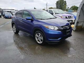 Used 2017 Honda HR-V LX Certified Pre-Owned 7 year or 160,000km Warranty! for sale in Campbell River, BC