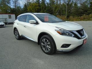 Used 2018 Nissan Murano SV / NAV/ DUEL ROOF/ AWD for sale in Beaverton, ON