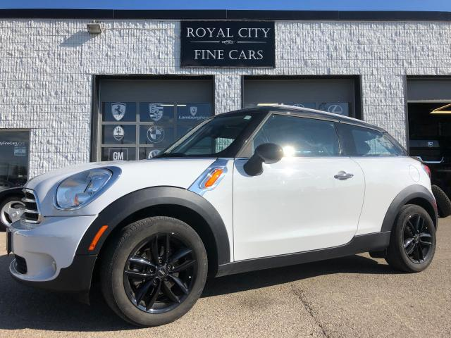 2013 MINI Cooper Paceman Panoramic Roof Heated Seats