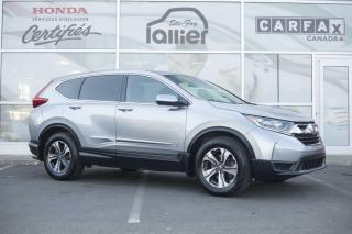 Used 2017 Honda CR-V LX***GARANTIE 10ANS/200 000KM** for sale in Québec, QC