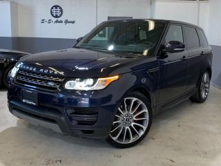 Used 2014 Land Rover Range Rover Sport SUPERCHARGED|ACCIDENT FREE|NAV|22