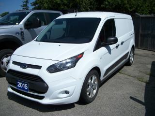 Used 2015 Ford Transit Connect XLT for sale in Stratford, ON