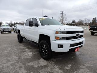 Used 2015 Chevrolet Silverado 2500 LT. Diesel. 4X4. New tires. Only 98 km! for sale in Gorrie, ON
