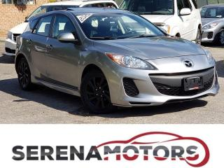 Used 2012 Mazda MAZDA3 GS-SKY | MANUAL | SUNROOF | HDS | NO ACCIDENTS for sale in Mississauga, ON