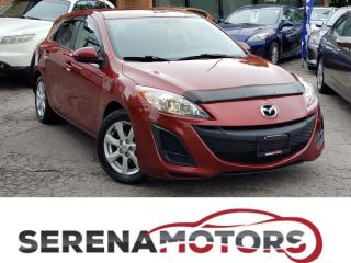 Used 2011 Mazda MAZDA3 GX | AUTO | NO ACCIDENTS | LOW KM for sale in Mississauga, ON