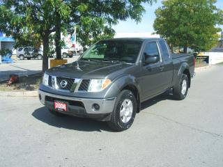 Used 2008 Nissan Frontier SE 4x4 King Cab for sale in York, ON