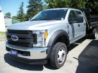 Used 2017 Ford F-550 XL for sale in Stratford, ON