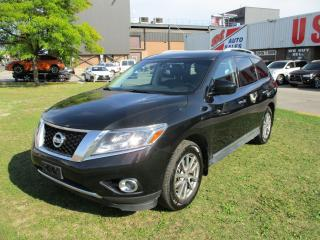 Used 2015 Nissan Pathfinder SL~7 PASS.~NAV.~360 CAM.~LEATHER~BLUETOOH~ for sale in Toronto, ON