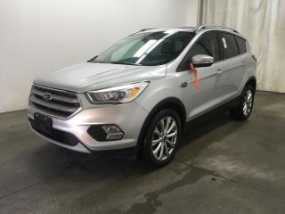 Used 2017 Ford Escape Titanium for sale in Waterloo, ON