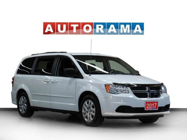 2017 Dodge Grand Caravan SXT Stow n Go 7 Passenger