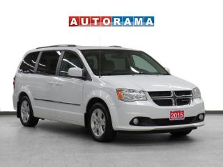 Used 2015 Dodge Grand Caravan Crew Navigation Backup Cam S&G 7Pass for sale in Toronto, ON