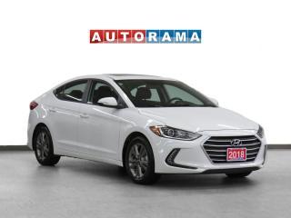 Used 2018 Hyundai Elantra GL SE Sunroof Backup Cam for sale in Toronto, ON