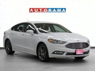 Used 2017 Ford Fusion SE Leather Sunroof Backup Cam for sale in Toronto, ON