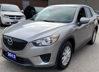 Used 2013 Mazda CX-5 GX for sale in Hamilton, ON
