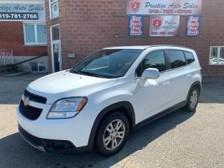 Used 2012 Chevrolet Orlando 7 SEATS/2.4L/NO ACCIDENT/SAFETY INCLUDED for sale in Cambridge, ON