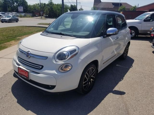 2014 Fiat 500L Lounge Leather+Manual Turbo Fun