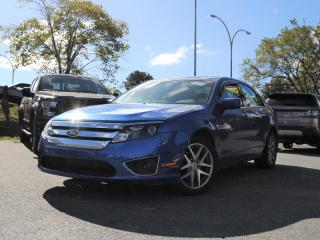 Used 2012 Ford Fusion SEL for sale in Halifax, NS