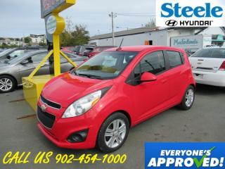 Used 2013 Chevrolet Spark LT for sale in Halifax, NS