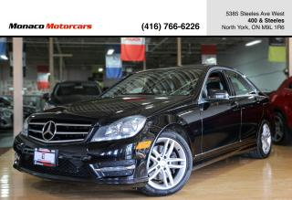 Used 2014 Mercedes-Benz C-Class C300 4MATIC - SUNROOF|HEATED SEATS|BLUETOOTH for sale in North York, ON