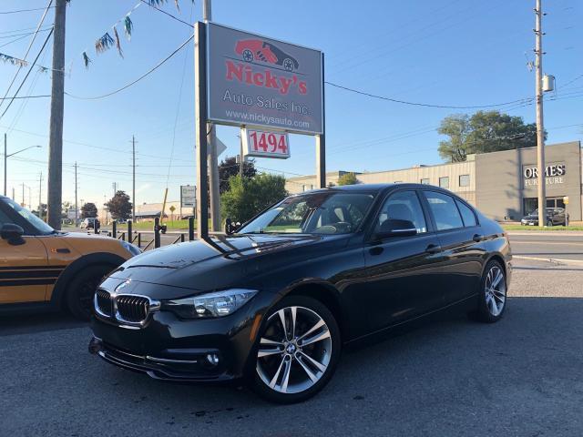 2016 BMW 320i xDrive - SPORTLINE - NAVI - R. CAMERA - P. SENSORS
