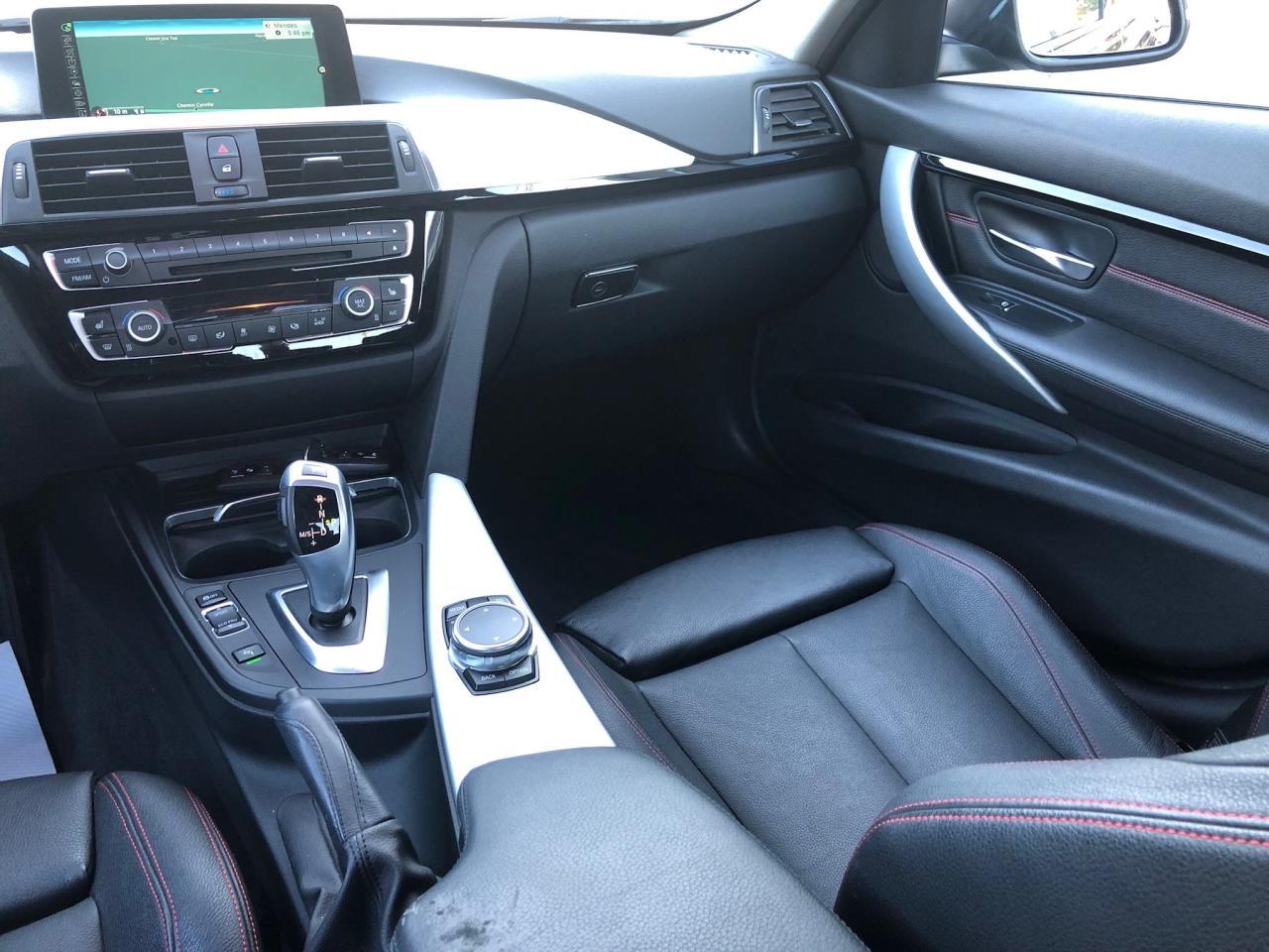 2016 BMW 320i