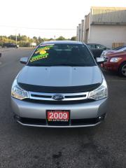 Used 2009 Ford Focus SES for sale in Kitchener, ON