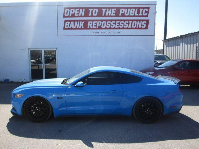 2017 Ford Mustang PREMIUM W/ GT PACKAGE