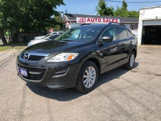 Used 2010 Mazda CX-9 7 Passenger/ALL Wheel Drive/Comes Certified for sale in Scarborough, ON