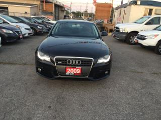 Used 2009 Audi A4 4 Dr Auto Sedan AWD for sale in Etobicoke, ON