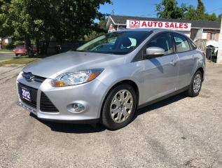 Used 2012 Ford Focus SE/Accident Free/Automatic/Certified/Bluetooth for sale in Scarborough, ON