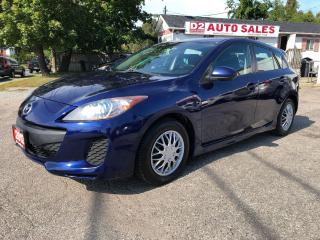 Used 2012 Mazda MAZDA3 GS-SKY ACTIVE/Auto/Comes Certified/Heated Seats for sale in Scarborough, ON
