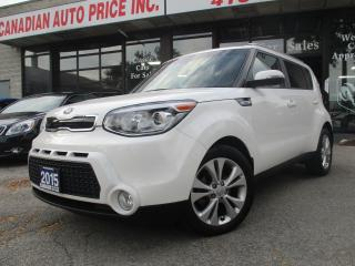 Used 2015 Kia Soul EX PLUS-CAMERA-HTDSEATS-BTOOT-AUTOMATIC-ECO for sale in Scarborough, ON